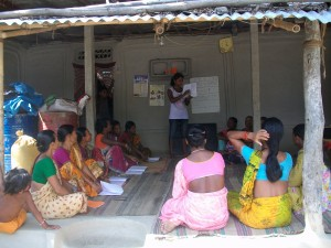 Rajbanshi Literacy Class
