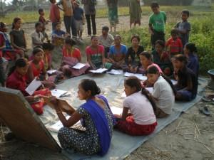 Rajbanshi Literacy